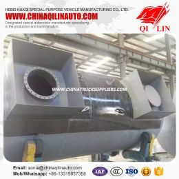 UL Certificate Double Layer Storage Underground Fuel Tank