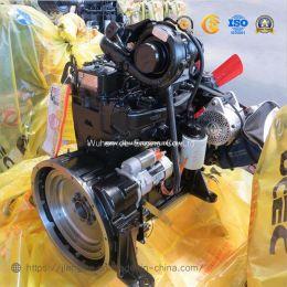4BTA3.9 100HP 74kw Engine Assembly Dongfeng Cummins Dcec