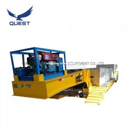 Quest 100 Ton Detachable Gooseneck Drop Deck Trailer for Sale