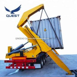 Quest 37ton 20FT 40FT Side Loader Container Side Lifter Traile