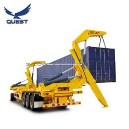 40feet Self Loading Side Loader Side Lifting Container Semi Tr