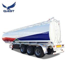 China Oil Water Truck 50000 Liters Fuel Tank Semi Trailer