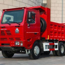 Sino Wero 40 Ton off Road Tipper Dump Truck