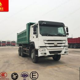 Sinotruk HOWO Papular 6X4 290HP 35ton Tipper Truck Dumper Truck