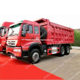 Better Trafficability Sinotruk Styer 16cbm 6X4 25ton Dumper Truck Ti
