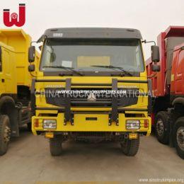 Sinotruk HOWO 4X4 20 Tons All Wheel Drive Heavy Dumper Tipper Truck