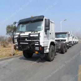 Sinotruk HOWO 6X6 All Wheel Drive Dump Truck for Sale