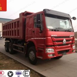 HOWO 6X4 336HP 15m3 Dump Truck/Tipper Truck with Excellent After-Sale Service