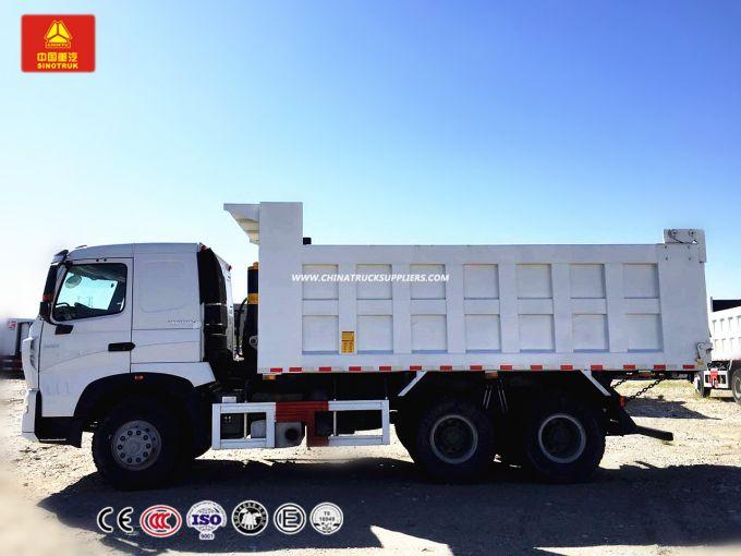 HOWO A7 6X4 380HP Euro2 Dumper Truck (ZZ3257N3847)