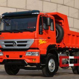 Sinitruk 4X2 Light Duty Dumper/ Tipper/ Dump Truck for Sale