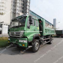 Sinotruk 4X2 7 Tons Light Truck Light Duty Dump Truck