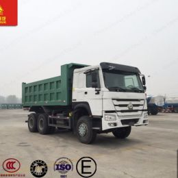Sinotruck HOWO 6X4 40 Ton Tipper Vehicle Dump Truck