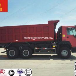 Sinotruk Dump Truck of HOWO Series 6X4