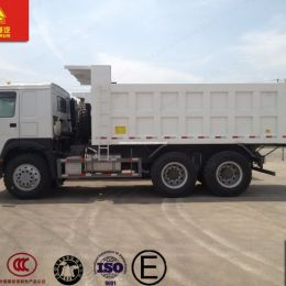 Sinotruk HOWO 30 Tons 371 6X4 Brand New and Used Tipper Truck Dump Trucks for Ethiopia