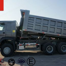HOWO 371HP 6X4 35tons Tipper Dump Truck for Sale
