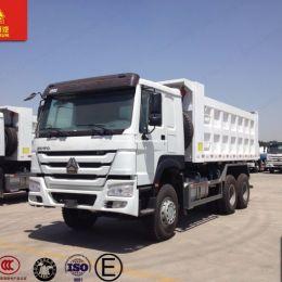Sinotruk HOWO 6X4 213kw/247kw/273kw 10 Wheels Dump Truck