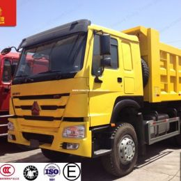 Ethiopia Truck Sinotruk HOWO 30 Tons 371 6X4 Brand New and Used Dump Trucks