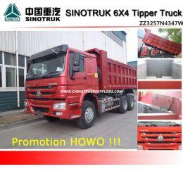 Sinotruk HOWO 16 Cbm 6X4 Dump Truck