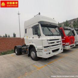 Sinotuck HOWO Zf Gearbox Rhd 4*2 Tractor Truck