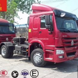 Sinotruk HOWO 4*2 371HP Tractor Head Truck Lorry Truck