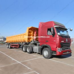 Sinotruk HOWO A7 6X4 420HP Tractor Truck for Trailer