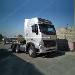 6X4 380HP Sinotruk HOWO A7 Tractor Truck with Air Conditioner
