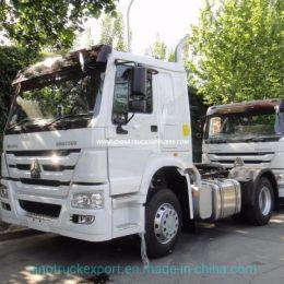 3200mm Wheelbase Sinotruk HOWO A7 4X2 Tractor Truck