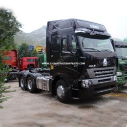 Used HOWO 6*4 371 HP Tractor Head for Sale