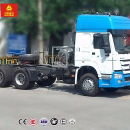 380HP Sinotruk HOWO A7 6X4 Tractor Truck Trailer/Tractor Head