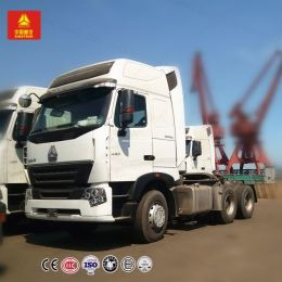 Sinotruk HOWO 4X2/6X4 Tractor Truck with 336HP 371HP 380HP