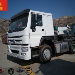 Sinotruk HOWO 6X4 Tractor Truck Trailer Head with 420HP Engine