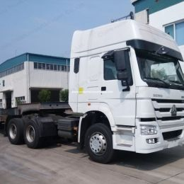 China HOWO Tractor Truck with Man Technology 6*4 Trailer Truck Head