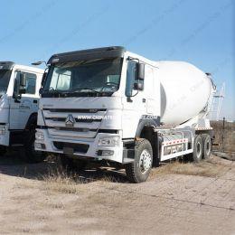 Sinotruck HOWO 6X4 12m3 Concrete/Cement Mixer Truck