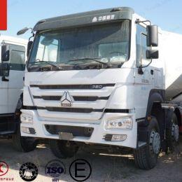 Construction Machine HOWO 8X4 12m3 Cement Tank Truck/Concrete Mixer