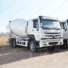 HOWO Brand 12cbm 3 Axles 6X4 Concrete Mixer Truck