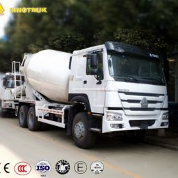 Sinotruk HOWO 6X4 Cement Mixer Truck with 30 Ton