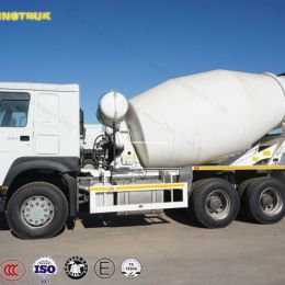 Concrete Mixer Truck/ Cement Truck 6X4 with 10 Wheelers
