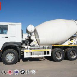 Sinotruk HOWO 6X4 10cbm Concrete Mixer Truck