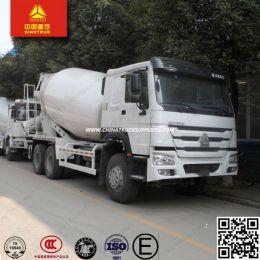 HOWO 6X4 10cubic Cement Mixer Truck/Concrete Mixer Truck