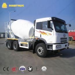 FAW Mixer Truck Cement Mixer Concrete Trucks