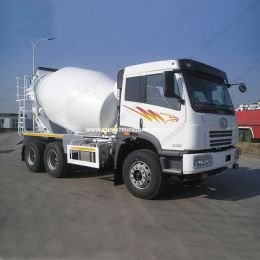 FAW 6X4 Cement Mixer