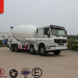 China Wholesale Custom HOWO 8X4 16m3 Concrete Mixer Trucks