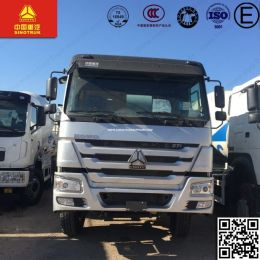 HOWO 6*4 12cbm 10 Wheelersconcrete Mixer Truck/Cement Mixer Truck for Transport