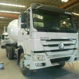10cbm Used Concrete Truck Mixer