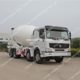 Sinotruk HOWO 8X4 12m3 Volumetric Concrete Truck