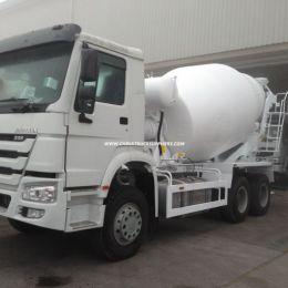 10m3 Concrete Truck Mixer-Cement Mixer