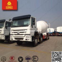 HOWO 8X4 12 Wheels 12m3 Concrete Cement Mixer off-Road Mine Truck 35tons