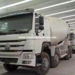 HOWO 6X4 8cbm Concrete Mixer Truck