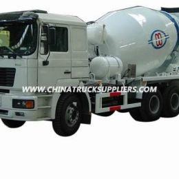 Export HOWO Sinotruk Euro 2 6*4 Concrete Truck Cement Mixer Vehicle