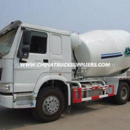 Sinotruk 10cbm 2 Axles 3 Axles Concrete Mixer Truck Cement Truck